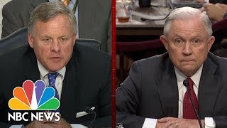 Highlights From AG Jeff Sessions' Senate Hearing | NBC News