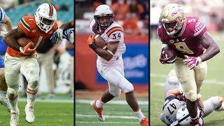 Top 5 Running Backs | ACC Football