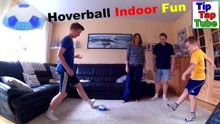 Super Hoverball Indoor Fun Fußball Challenge TipTapTube Kinderkanal
