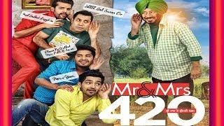 Mr & Mrs 420 - Latest Punjabi Film 2017  - New Punjabi Movie 2017