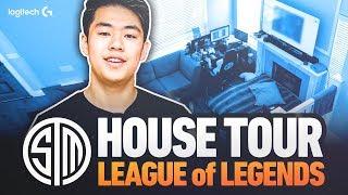 TSM 2019 League of Legends House Tour *UPDATED*