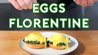 Binging with Babish: Eggs Florentine from Frasier