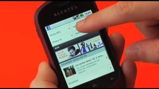 Alcatel One Touch 908F Orange
