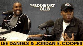 Lee Daniels & Jordan E. Cooper Talk