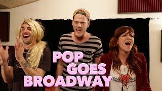 """POP GOES BROADWAY """"Blank Space/Jealous/Break Free"""" (feat. Shoshana Bean)"""