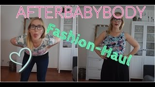 AFTER-BABY-BODY FASHION HAUL | Lisi hat geshoppt | Lisi Schnisi