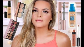 GO-TO / LONG WEAR / GLOWY SUMMER MAKEUP TUTORIAL | Casey Holmes