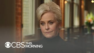 Cindy McCain said the country doesn