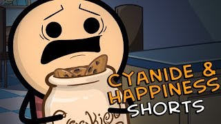 The Cookie Jar - Cyanide & Happiness Shorts