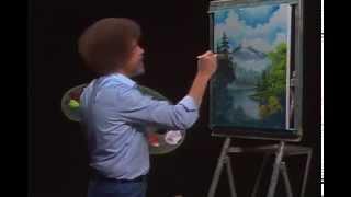 Bob Ross - Mystic Mountain (High Quality) - Season 20 Episode 1