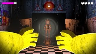 PLAYING FNAF AS CHICA!! | Chica Simulator