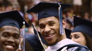 Josh Hart's College Graduation
