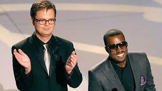 Rainn Wilson vs Kanye West at Emmys 2007