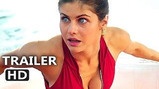 BAYWATCH Official Red Band Trailer (2017) Dwayne Johnson, Zac Efron Comedy HD