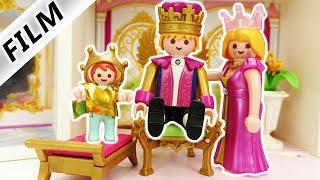 Playmobil Film deutsch | EMMA EINE PRINZESSIN?! Königliche Familie Vogel im Schloss