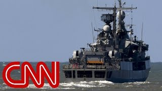 Search for the missing Argentine military submarine