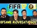 10 GOL CHALLENGE! | EKİPLE FIFA 17 FUTD...