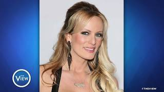Pres. Trump Threatening To Sue Stormy Daniels For $20 Million   The View