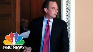 Anthony Scaramucci Clarifies Working Relationship With Reince Priebus   NBC News