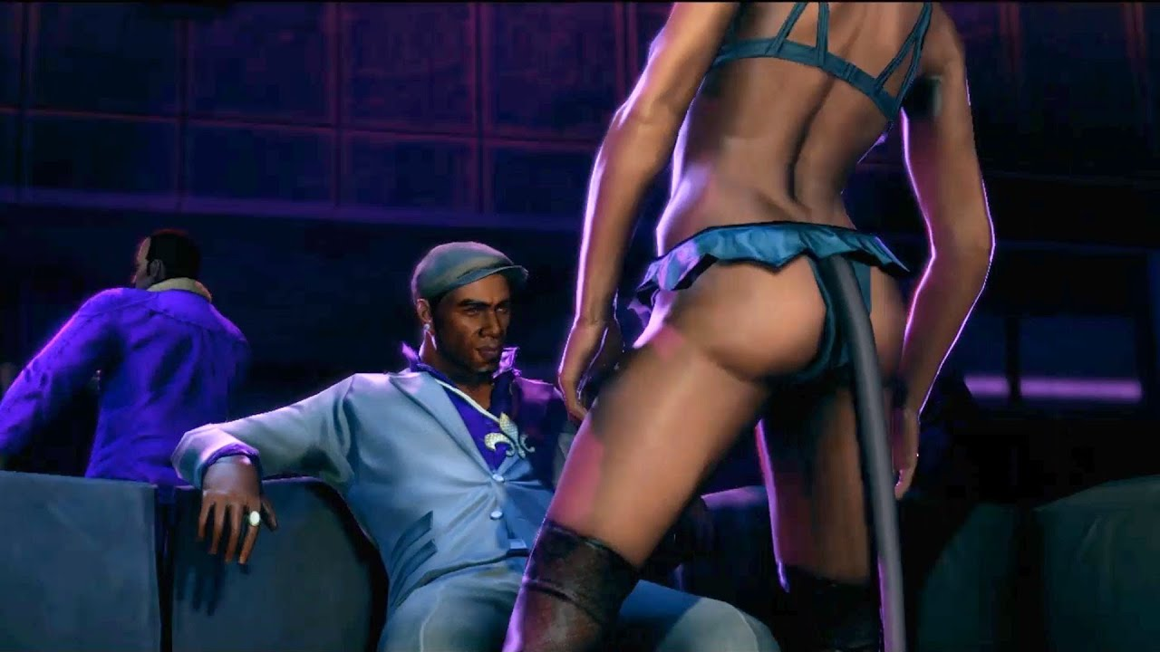 Saints row 2 stripers nude ps hentai toons