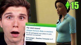 Jade ist SCHWANGER ☆ Sims 4
