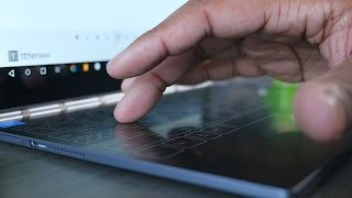 Best All-Around Tablet? (Lenovo Yoga Book)