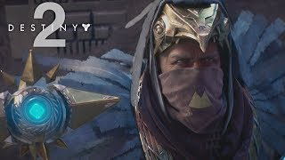 Destiny 2 - Expansion I:  Curse of Osiris Reveal Trailer