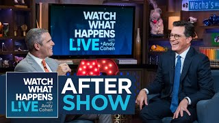 After Show: Stephen Colbert On His Best Improv   WWHL