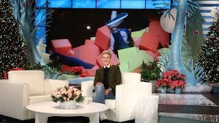 Exclusive Look! Ellen Is LAUNCHING a New Game
