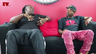 Interview with Loose Kannon Takeoff as he talks about his music