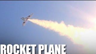 Flite Test - ROCKET PLANE