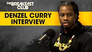 Denzel Curry Talks Relationship With XXXTentacion, New Album