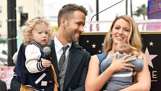 Ryan Reynolds - Hollywood Walk of Fame Ceremony