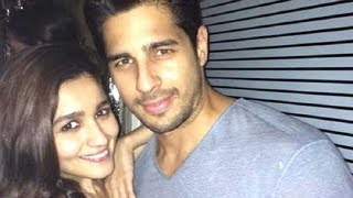 Marriage On Cards? Alia Bhatt Parties With Sidharth