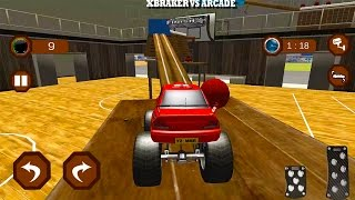 RC Toy Monster Truck Stunts Android GamePlay 2017
