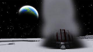 Willkommen auf dem Mond! - Minecraft Modpack Forever Stranded #162