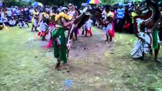 Kesenian Reog Wahyu Santoso, Ngablak, Ambarawa (REOG an Indonesian Traditional Pop Art)