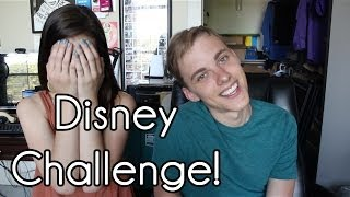 Disney Challenge with JON COZART!