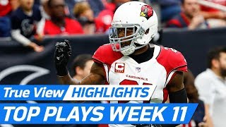 Top 5 freeD Plays of Week 11 | NFL Highlights