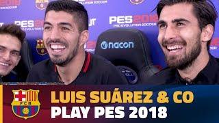 Luis Suárez leads Barça