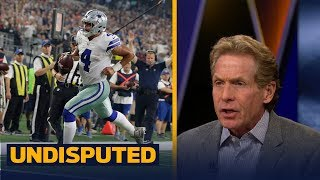 Skip Bayless explains why Dak Prescott is on a Hall of Fame path | UNDISPUTED