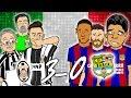 😲3-0! Juventus vs Barcelona😲 Champ...mp3