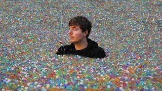 I Put 100 Million Orbeez In My Friend