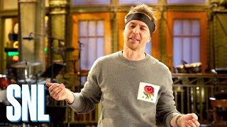 SNL Host Sam Rockwell Cannot Be Surprised
