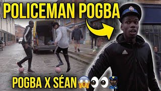 POGBA X SÉAN - PANNA CRIMES ! 😱👮🏻  Adidas Predator Commercial making of !