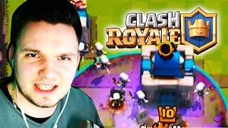 DUMM VERKLICKT !! | Clash Royale