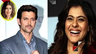 Hrithik Indulges Tweet Talk With Twinkle | Kajol Opens Up About Skin Color