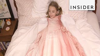 Become a Princess or Fire Fighter with this Duvet