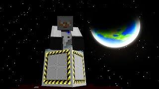 Der Mond | Advanced Rocketry Minecraft Mod Tutorial Teil 3