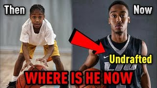 AMAZING 11 Year Old ATHLETE! | Where Are They Now? JASHAUN AGOSTO (10 years later)